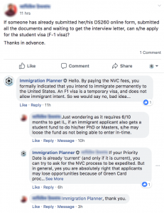 Green Card Support Group